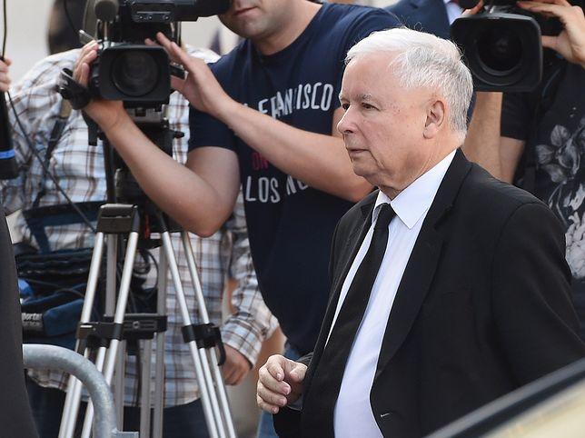 Siemoniak: obejrzenie miny Kaczyńskiego bezcenne