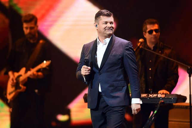 Zenek Martyniuk świętował benefis na antenie TVP.