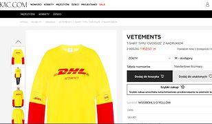 Ta bluza kosztuje prawie 1,5 tysiąca złotych