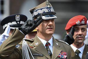 Gen. Rajmund Andrzejczak kandydatem Polski na szefa KW NATO