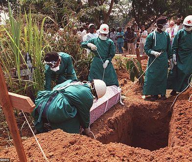 Powrót eboli do Demokratycznej Republiki Konga