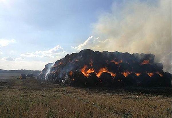 Zabawa 11-latków zakończyła się pożarem
