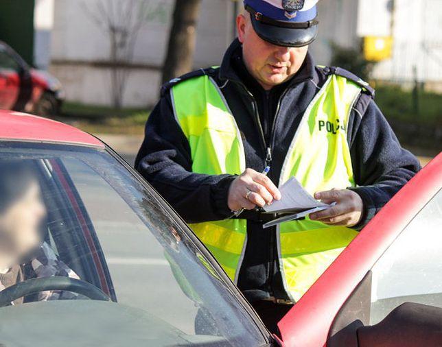 Sąd uznał, że intencje kierowcy były dobre, więc wymierzył mu niską karę