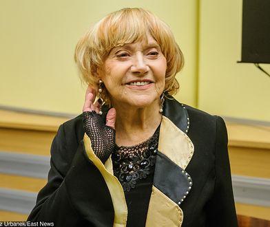 Krystyna Sienkiewicz zmarła 12 lutego 2017 r. Dwa dni przed 82. urodzinami.