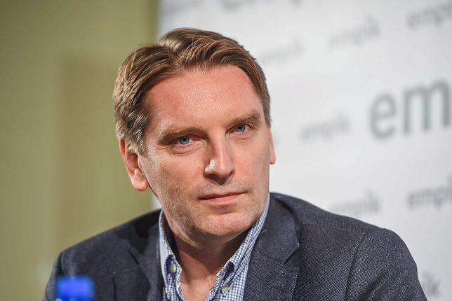 Tomasz Lis trafił do szpitala