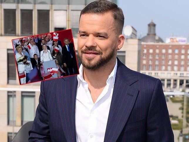 Michał Piróg skrytykował rodzinę prezydencką