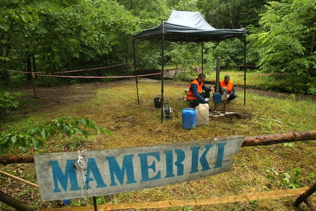 Będą dalsze poszukiwania Bursztynowej Komnaty w Mamerkach