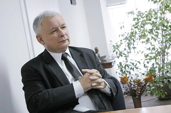 Jarosław Kaczyński: Jan Tomaszewski usunięty za proputinowskie wypowiedzi