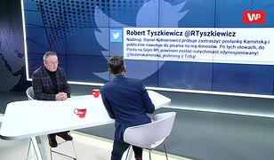 Kontrowersyjne słowa komendanta o posłance PO. Bartłomiej Sienkiewicz: 24h i nie powinno go być