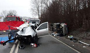 Żukowo: tragiczny wypadek na Pomorzu. Droga krajowa nr 7 zablokowana