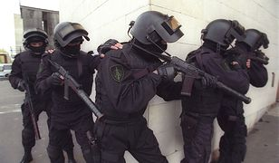 Elitarne antyterrorystyczne oddziały należące do FSB