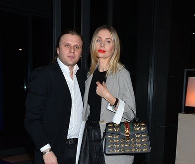 Agnieszka Szulim i Piotr Woźniak-Starak są małżeństwem od dwóch lat