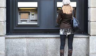 Bankomat wciągnął kartę Agnieszce