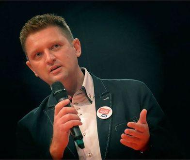Andrzej Rozenek wystartuje na prezydenta Warszawy