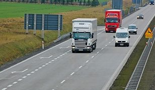 Kierowcy ciężarówek potrzebni od zaraz