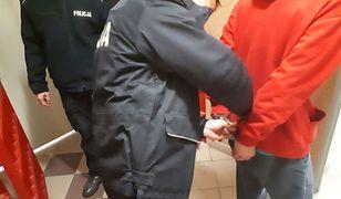 Amfetamina zamiast frytek. 23-latek trzymał narkotyki w lodówce