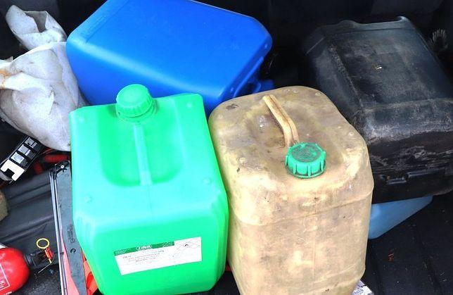Śląskie. 31-letni mężczyzna przyznał się do kradzieży paliwa na terenie powiatów cieszyńskiego i bielskiego.