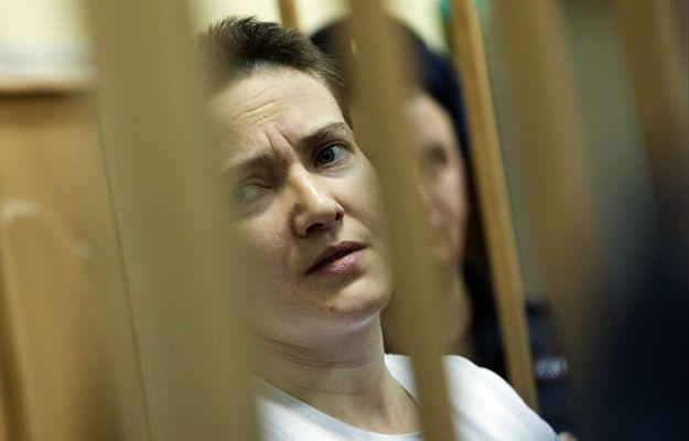 Poroszenko prosi Putina o uwolnienie Sawczenko