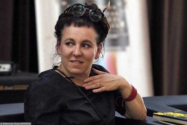 Olga Tokarczuk została laureatką Nagrody Nobla w literaturze