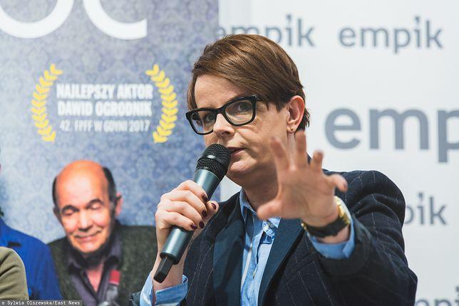 Karolina Korwin Piotrowska o Noblu dla Olgi Tokarczuk