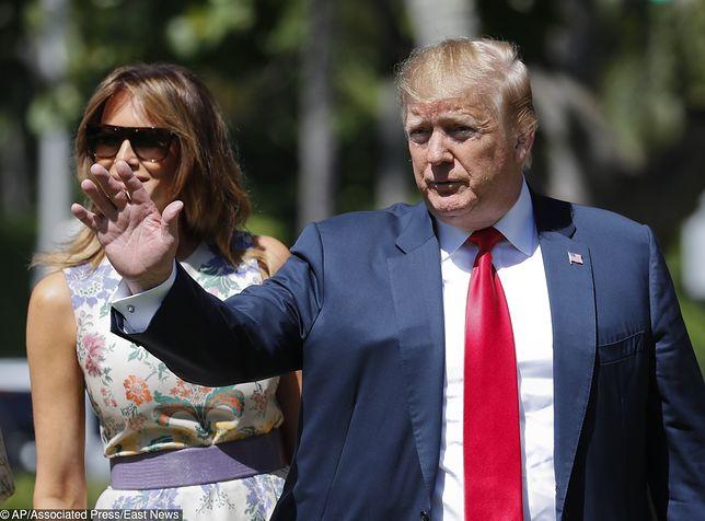 Prezydent Donald Trump może skrócić swój pobyt w Polsce