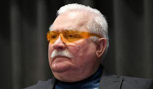 To Lech Wałęsa nominował Aleksieja Nawalnego do Nobla