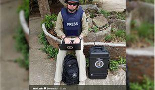 Norwegia: zaginął współzałożyciel WikiLeaks Arjen Kamphuis. Policja wszczęła dochodzenie