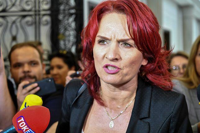 Bernadeta Krynicka nie zdobyła mandatu posłanki w ostatnich wyborach do Sejmu