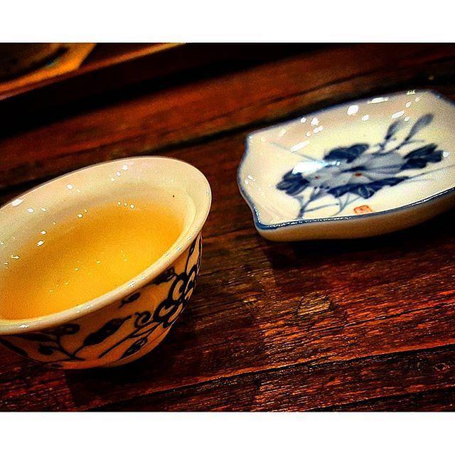 Herbata z korzenia łopianu (Oo Eong Cha)