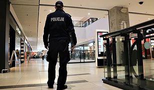 Milicz. Kradzież pieniędzy w bankomacie. Policja publikuje wizerunek podejrzanego