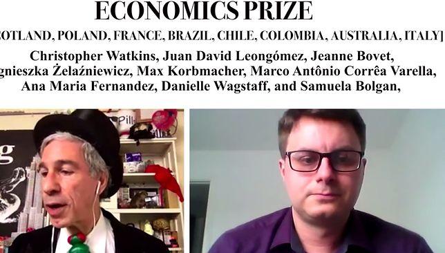 Ig Nobel idzie do... Chwila ogłoszenia werdyktu i wskazania zespołu, który otrzyma nagrodę