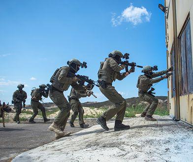 Operacja Piorun. Izraelskie siły specjalne kontra niemieccy terroryści