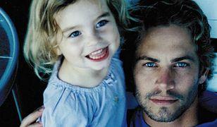 Córka Paula Walkera Meadow ostatnio wstawiła kilka uroczych zdjęć na Instagramie