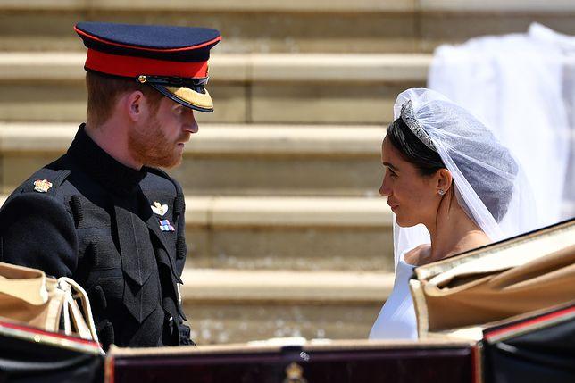 Ich ślub był wielkim wydarzeniem.