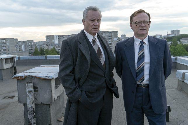 "Kadr z serialu ""Czarnobyl"" HBO"