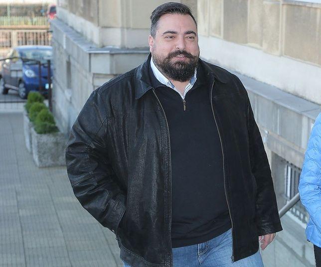 Tomasz Sekielski walczy z nadwagą