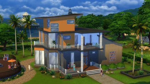 Zbudowanie domu w The Sims 4 będzie proste jak nigdy