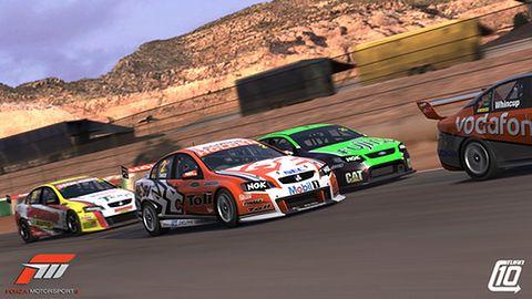 Galeria: Forza Motorsport 3 na Antypodach
