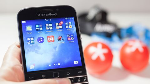 """BlackBerry: """"Nie planujemy telefonu z 5G. To się nadaje do lodówki"""""""