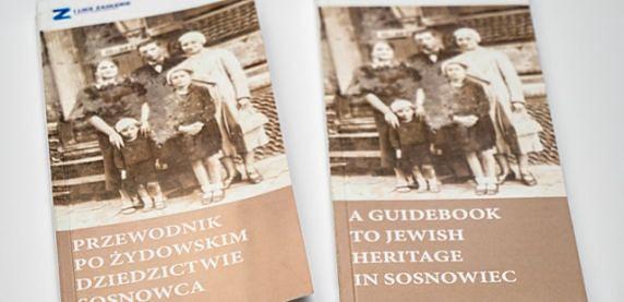 Sosnowiec. Przewodnik po żydowskim dziedzictwie sosnowca, wkrótce w sprzedaży.