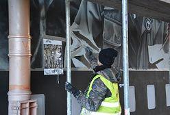 W czwartek odsłonięcie muralu z Himilsbachem i Maklakiewiczem