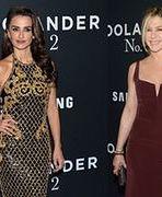 "Penelope Cruz i Jennifer Aniston na premierze ""Zoolander 2"""