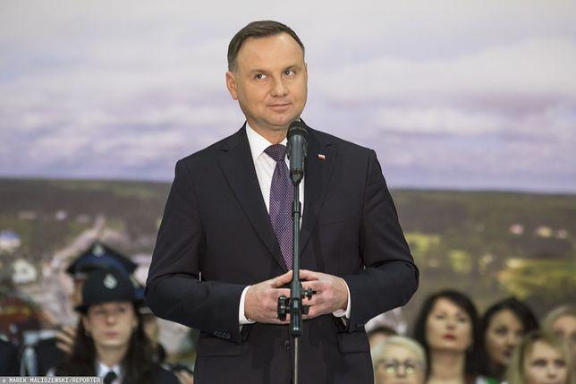 Wybory prezydenckie. Z Andrzejem Dudą chce konkurować Jolanta Duda