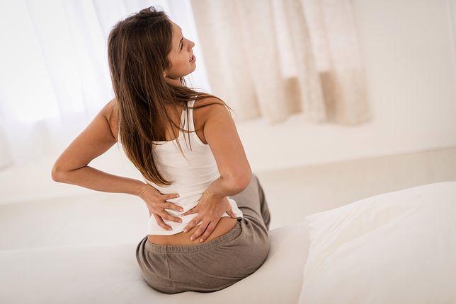 Rwa kulszowa - objawy i leczenie. Ćwiczenia na rwę kulszową