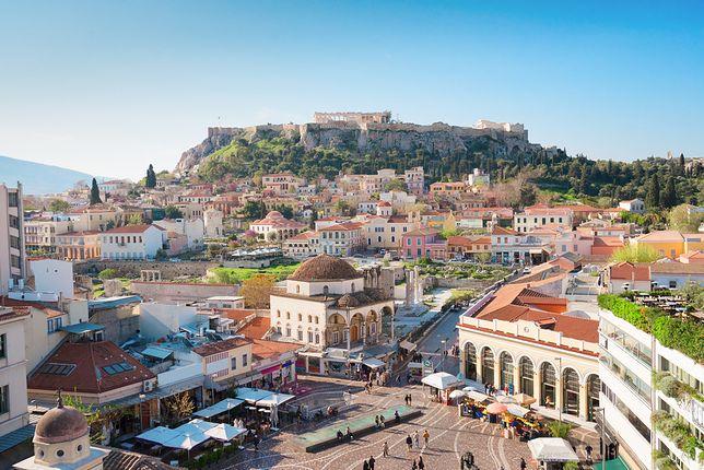 Władze Aten przewidują, że do końca roku stolicę odwiedzi rekordowa liczba 5 mln turystów.