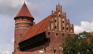 Zamek Kapituły Warmińskiej w Olsztynie jest obecnie siedzibą Muzeum Warmii i Mazur
