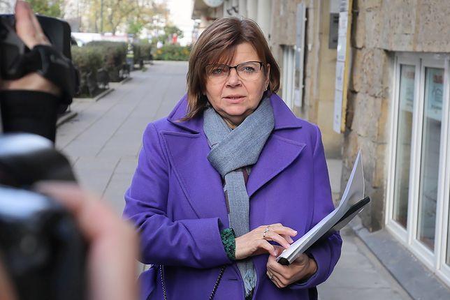 Izabela Leszczyna nie jest zdziwiona kandydaturami PiS do Trybunału Konstytucyjnego