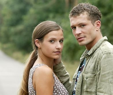 """Joanna Koroniewska pożegnała się z """"M jak Miłość"""" w 2013 r."""
