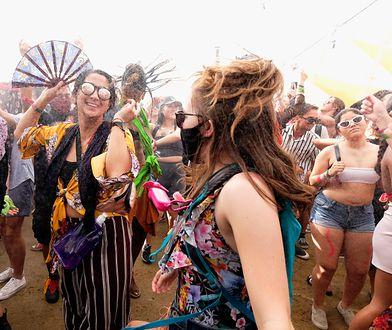 Festiwal Coachella w 2019 r. W tym roku ze względu na pandemię koronawirusa został przesunięty.