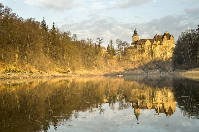 Polskie atrakcje z dreszczykiem - zamek Czocha